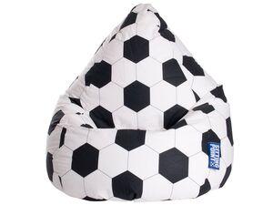 SITTING POINT Sitzsack Bean Bag Fussball