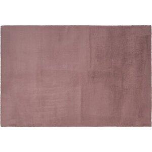 Kunstfell Blush Bordeaux 180 cm x 120 cm