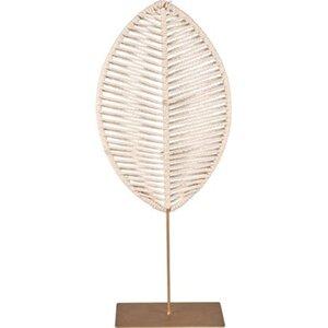 Deko-Figur Blatt Desert Flower 35 cm