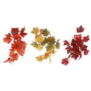 Girlande Herbstlaub