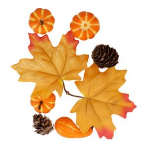 7er Herbstsdeko-Set