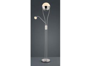 LED-Deckenfluter 478310206 mit Lesearm H. 180 cm