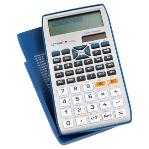 Taschenrechner GENIE 92 SC - Silber