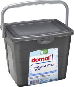 domol Waschmittelbox