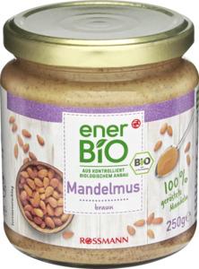 enerBiO Bio Mandelmus braun