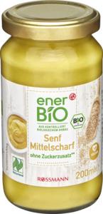 enerBiO Senf mittelscharf
