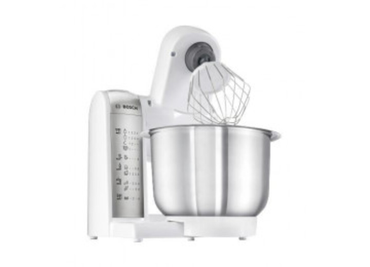 Bild 1 von Bosch Küchenmaschine MUM48W1 weiß