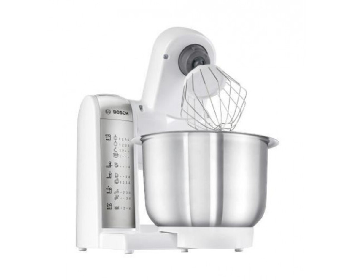 Bild 2 von Bosch Küchenmaschine MUM48W1 weiß