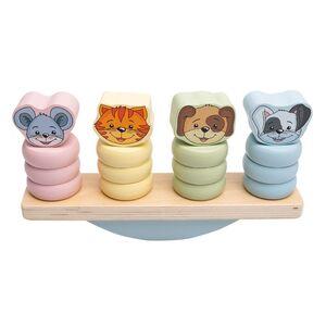 PLAYLAND Kleinkinder-Holzspielzeug
