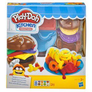 "Play-Doh Knetmassen-Set ""Verrückte Snacks"" 224 g"