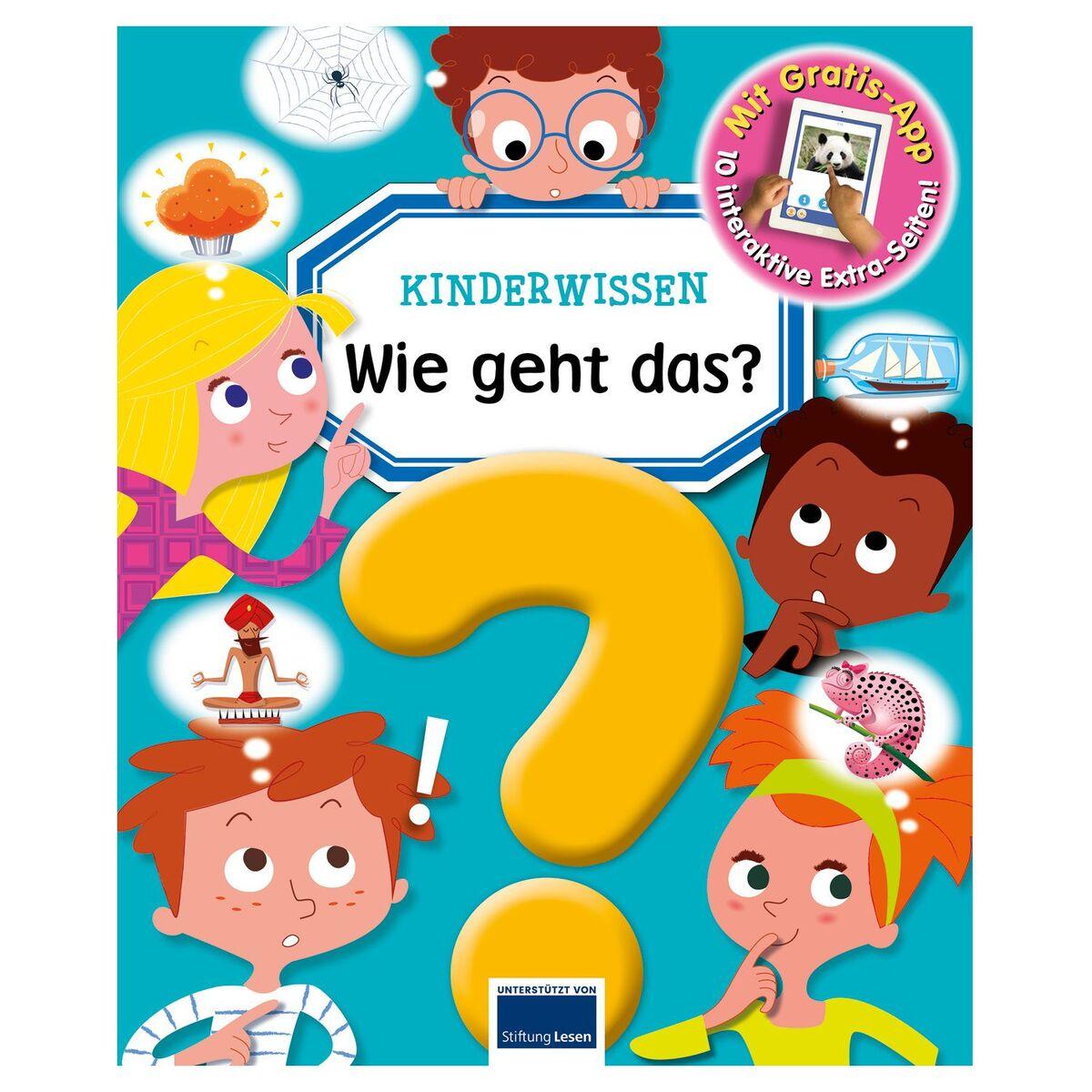 Bild 1 von Warum? Schlaue Geschichten/ Kinderwissen
