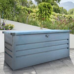 Metallaufbewahrungsbox XL