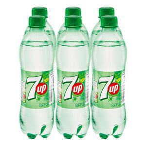 7 Up 0,5 Liter, 6er Pack