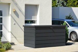 Tepro Metall-Gerätebox Palladium anthrazit