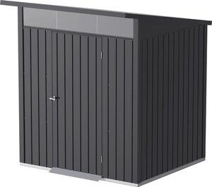 Tepro Metallgerätehaus Palladium 6x5 anthrazit