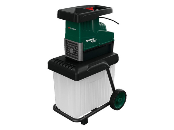 PARKSIDE® Walzenhäcksler-Elektrisch »PWH 2800 A1«, mit Turbo-Power-Motor