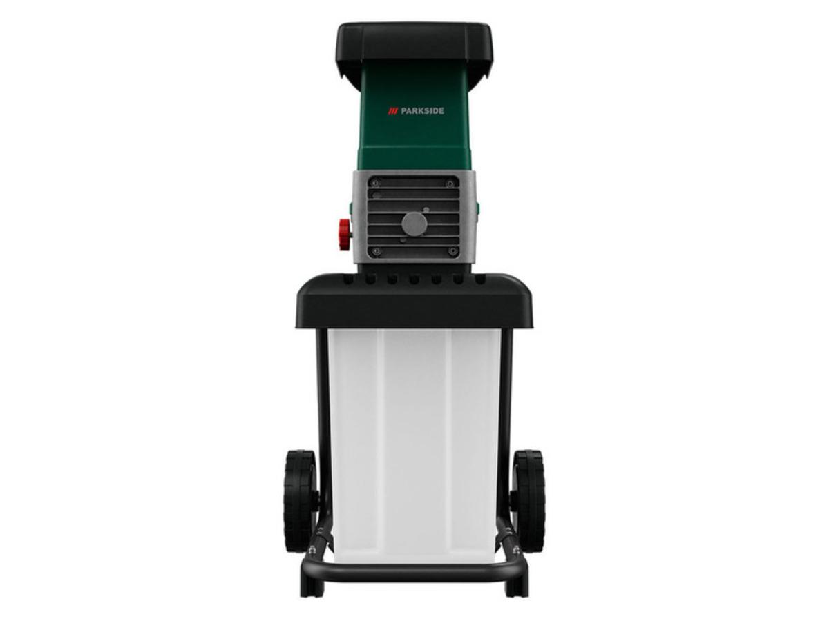 Bild 3 von PARKSIDE® Walzenhäcksler-Elektrisch »PWH 2800 A1«, mit Turbo-Power-Motor