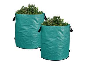 PARKSIDE® Faltbarer Gartensack, Volumen 272 Liter, 2er Set