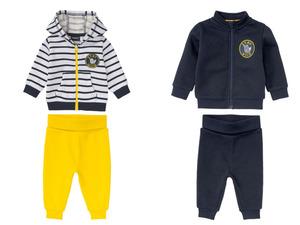 LUPILU® Baby Jogginganzug Jungen, mit Baumwolle