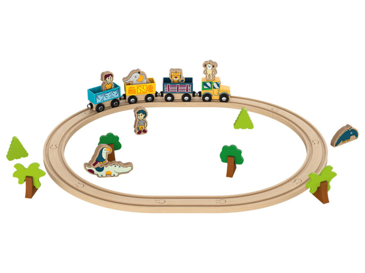 Bild 3 von PLAYTIVE® Motorikspielzeug, aus Echtholz