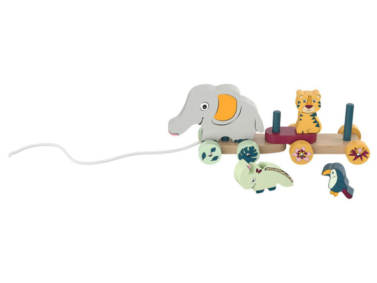 Bild 5 von PLAYTIVE® Motorikspielzeug, aus Echtholz