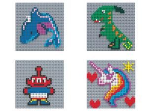 PLAYTIVE® Pixel Steckbretter