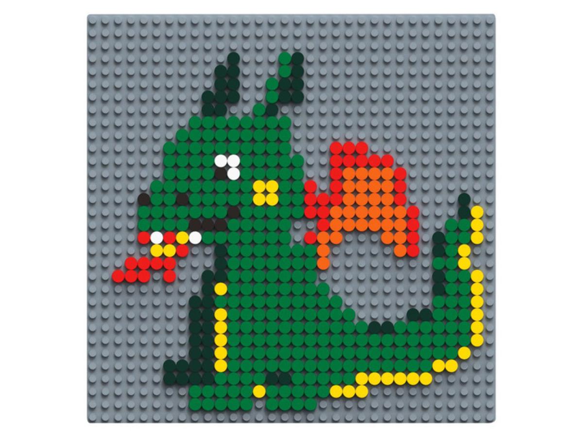 Bild 4 von PLAYTIVE® Pixel Steckbretter