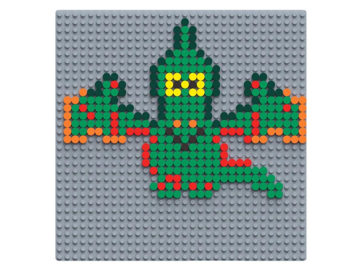 Bild 5 von PLAYTIVE® Pixel Steckbretter