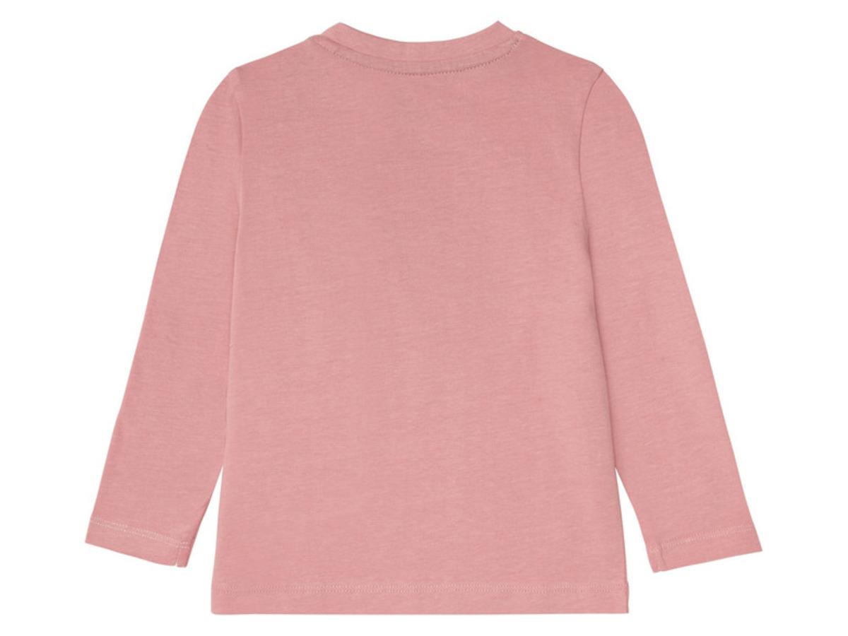Bild 5 von LUPILU® Kleinkinder Pyjama Mädchen, aus reiner Baumwolle