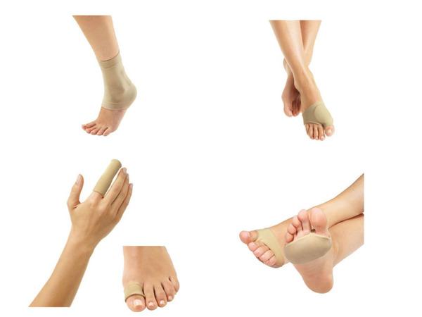 SENSIPLAST® Bandagen mit Geleinlage