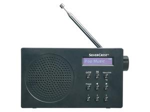 SILVERCREST® DAB+ Radio Mono SDR 15 A1