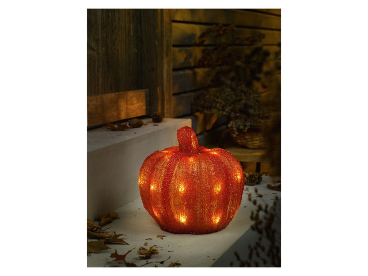 Bild 3 von Livarno Home Herbstfiguren LED, mit Timer