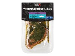 Grillmeister MSC Thunfisch Medaillons