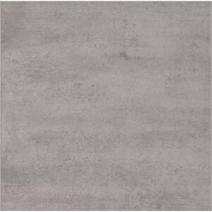 Bodenfliese 'Bitumen' grau 59,2 x 59,2 cm