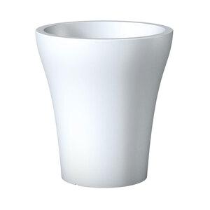"""Scheurich              Pflanzkübel """"No1 Style High"""", pure white, 30x32 cm"""
