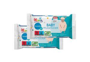 Baby-Pflegetücher Doppelpack
