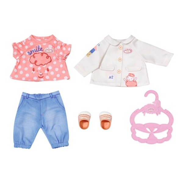 Baby Annabell Little Spieloutfit 36cm