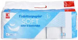 K-CLASSIC Toilettenpapier Soft