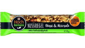 Hochgenuss Salty Nuts Protein