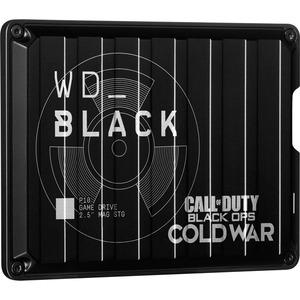 WD Festplatte Black P10 Game Drive 2 TB