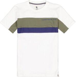 T-Shirt  weiß Gr. 140/146 Jungen Kinder