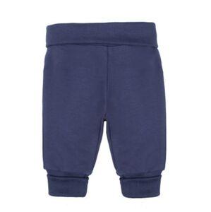 Hose Stummer Jerseyhosen  blau Gr. 62 Jungen Baby