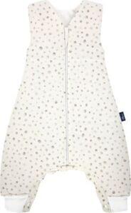 Sleep-Overall Aqua Dot Gr. 70 cm beige