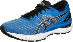 ASICS, Gel-Nimbus 22 Laufschuh Herren in blau, Sneaker für Herren