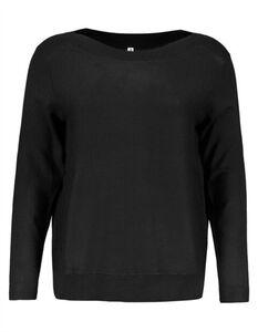 Damen Pullover - Carmenausschnitt