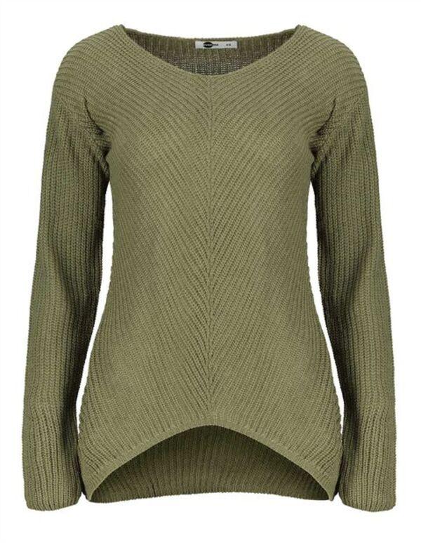 Damen Pullover - Grobstrick