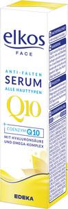 Elkos FACE Anti Falten Serum Q10 30 ml
