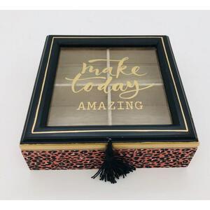 Ambia Home Teebox  972134  Pink