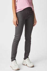 C&A MUSTANG-Slim Jeans-Rebecca, Grau, Größe: W26 L32