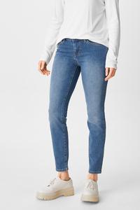 C&A MUSTANG-Skinny Jeans-Caro, Blau, Größe: W26 L30